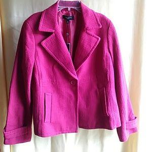 NWT Talbots petites jacket blazer